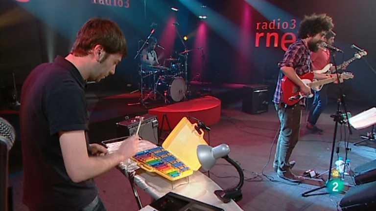 Los conciertos de Radio 3 - Manos de topo