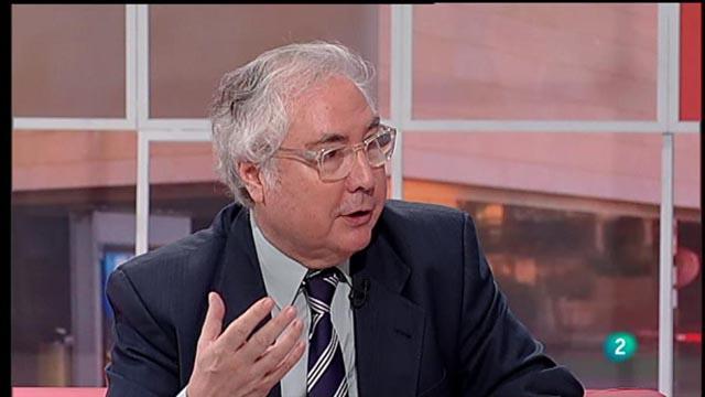Para Todos La 2 - Entrevista: Manuel castells, indignados y redes sociales