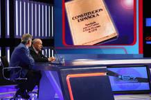 Manuel Fraga, en el programa especial de '59 segundos' sobre el aniversario de la Constitución.