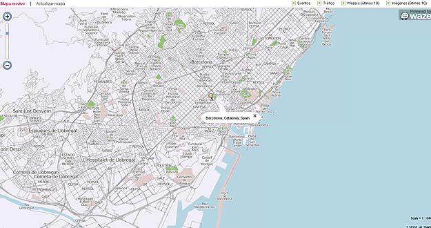 Mi mapa de registro de delincuentes sexuales