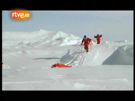Al filo de lo imposible - Un mar de hielo