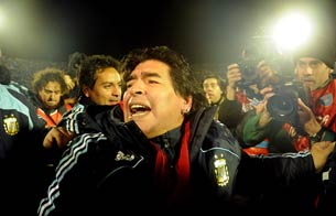 Ver v?deo  'Maradona y su frase...'