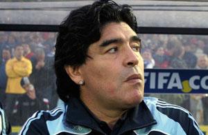 Ver v?deo  'Maradona no se arrepiente de sus palabras'