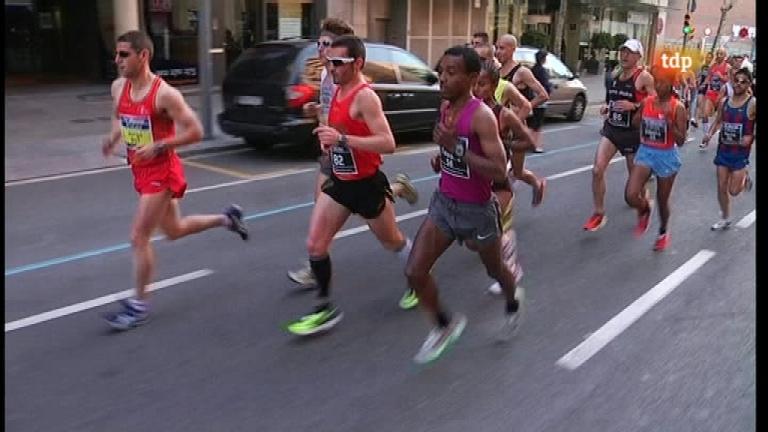 Atletismo - Maratón de Barcelona 2012: resumen