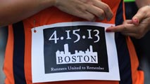 Ir al Video&nbsp;Maratonianos espa&ntilde;oles vuelven de Boston