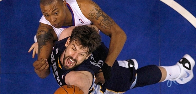 Marc Gasol, ante Butler.