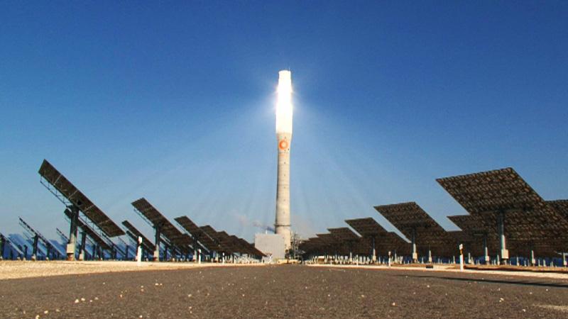 Comando Actualidad - Marca España - Líderes en energía termosolar