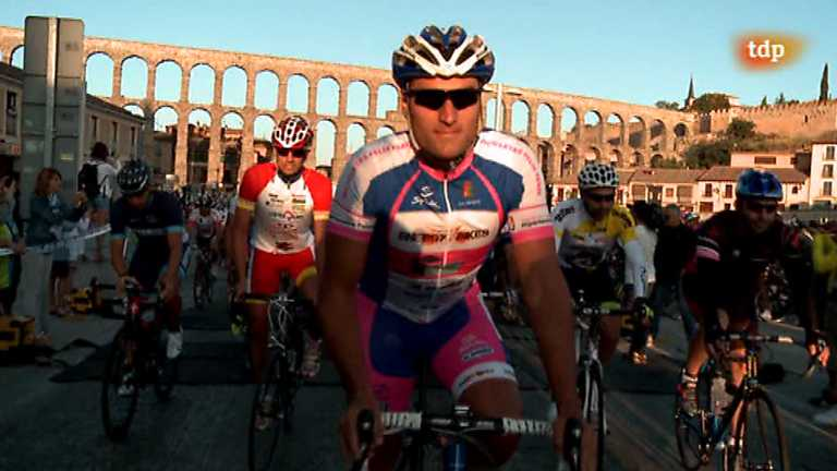 Ciclismo - Marcha cicloturista Perico Delgado