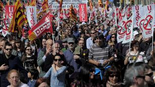 Ver vídeo  'Marchas en más de 60 ciudades de toda España'