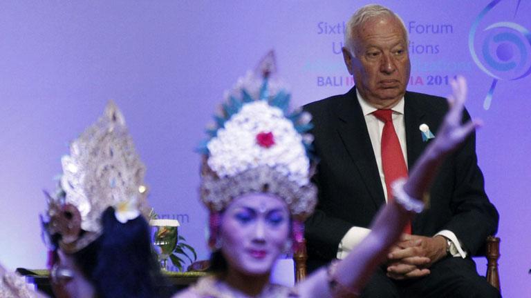Margallo asiste en Bali a la cita con el Foro de la Alianza de las Civilizaciones