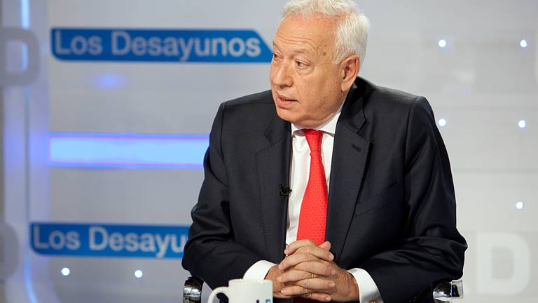 García-Margallo sobre el incidente con Morales: