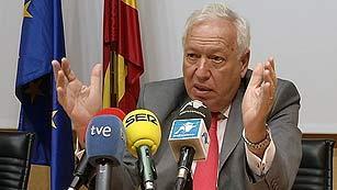 """Ver vídeo  'Margallo: """"Habrá un paquete de restricciones presupuestarias muy severo""""'"""