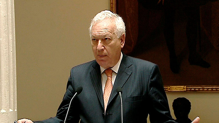 Margallo sobre la repatriaci&oacute;n de los cooperantes: &quot;Sab&iacute;amos que habr&iacute;a un secuestro inminente&quot;
