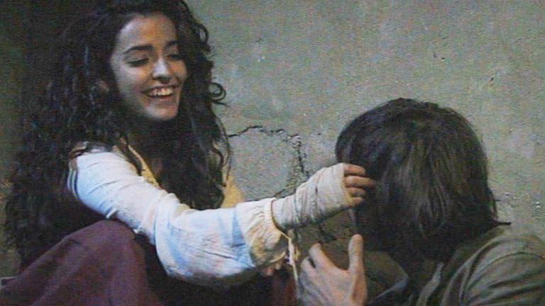 Águila Roja - Margarita se confiesa a Gonzalo
