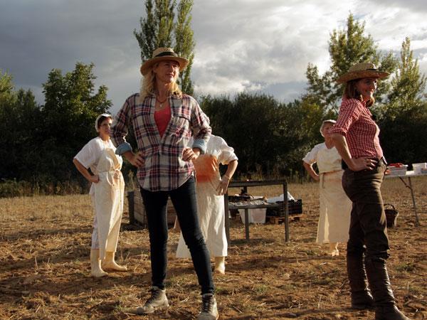 María Antonia Hernández elabora conservas artesanas