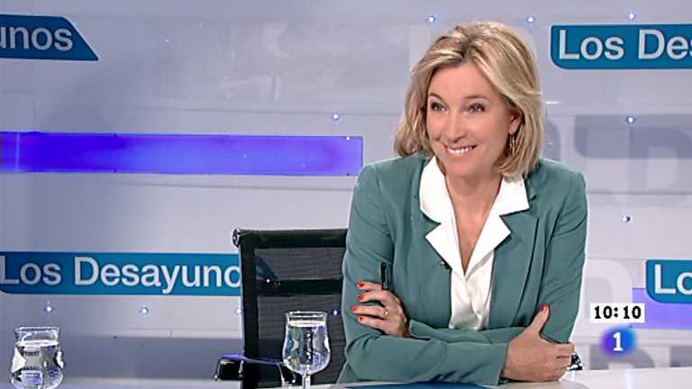 Los desayunos de TVE - María Dolores Dancausa, consejera delegada de Bankinter