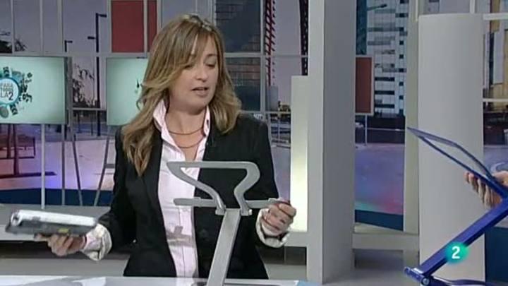 Para Todos La 2 - Entrevista: María Eugenia Márquez, un atril para portatiles