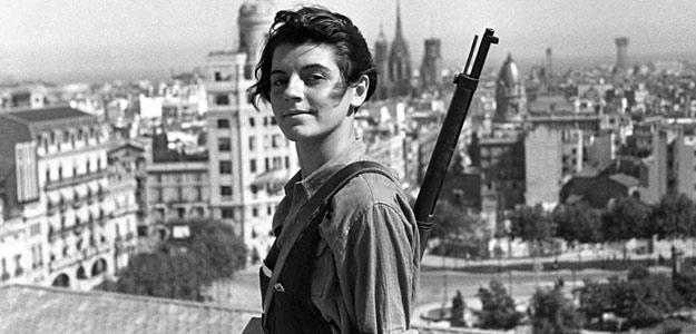 Muere en París María Ginestà, icono de la Guerra Civil como miliciana