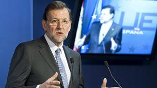 Ver vídeo  'Mariano Rajoy anuncia que el déficit para este año será del 5,8%'