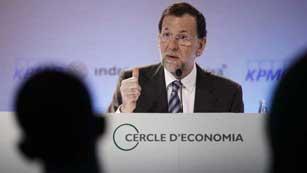 Ver vídeo  'Mariano Rajoy defiende la creación de una autoridad fiscal europea'