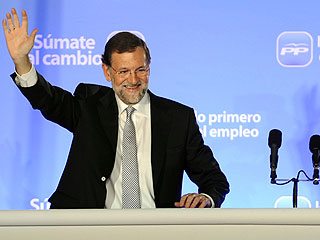 Ver v&iacute;deo  'Mariano Rajoy: &quot;Estoy decicido a ser el presidente para todos&quot;'