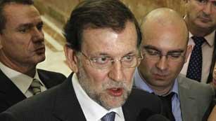 Ver vídeo  'Mariano Rajoy insiste en que las medidas son imprescindibles para salir de la crisis'