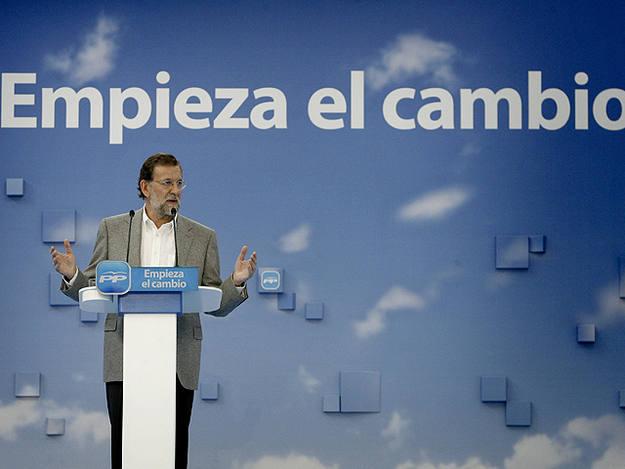 Mariano Rajoy se presenta por tercera vez a las elecciones generales