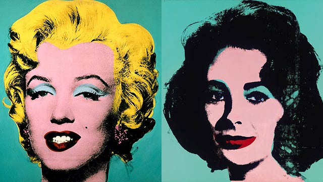 M&aacute;s Gente - Marilyn Monroe envidiaba a Elizabeth Taylor