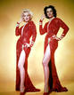 Marilyn Monroe y Jane Russell en &#146;Los caballeros las prefieren rubias&#146;