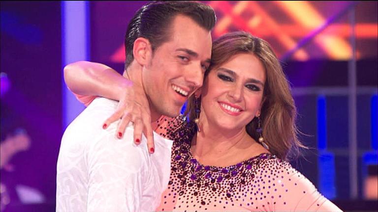 Mira quién baila - Marina Danko baila un cha cha cha
