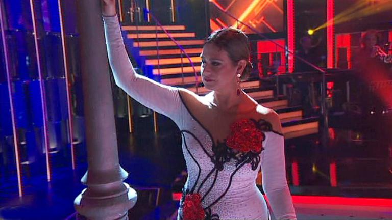 Mira quién baila - Marina Danko y la elegancia del tango