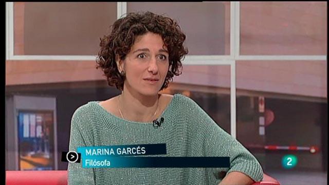 Para Todos La 2 - Entrevista:  Marina Garcés, Catedrática de Filosfía