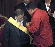 En la 34 Cumbre de Mercosur que acogió Montevideo en 2007, Benedetti fue condecorado por difundir la cultura entre la masa social.