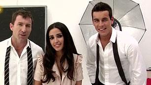 Ver vídeo  'Mario Casas, Antonio de la Torre e Inma Cuesta nos presentan nuevas imágenes de 'Grupo 7''