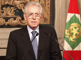 """Ver vídeo  'Mario Monti negocia la formación de un gobierno que se anuncia como """"técnico""""'"""