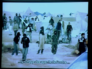 Ver v?deo  'Marruecos justifica el asalto al campamento de saharauis y su intervención en El Aaiún'