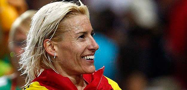 Marta Domínguez, en imagen de archivo, es inocente y volverá a competir