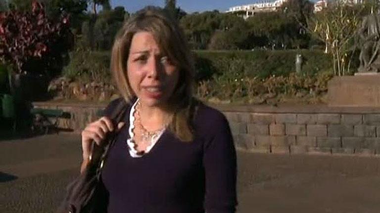 Españoles en el mundo - Madeira - Marta