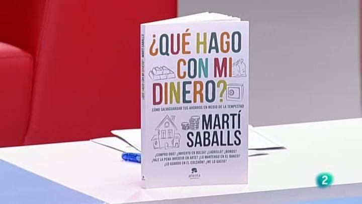 """Para Todos La 2 - Entrevista: Martí Saballs - """"¿Qué hago con mi dinero?"""""""