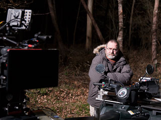 """Ver v?deo  'Martínez Moreno: """"Lobos de Arga' tiene todo lo que tiene que tener una buena película de acción""""'"""