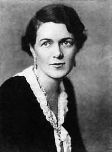 Mary Phelps Jacobs patentó el sostén hace 100 años