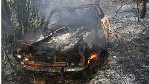 Ver vídeo  'Más de 200 militares ayudan combatir el incendio en Fragas do Eume, joya ecológica de Galicia'