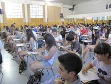 Más de 2.200 alumnos se han presentado en Madrid a los Premios Extraordinarios de la ESO