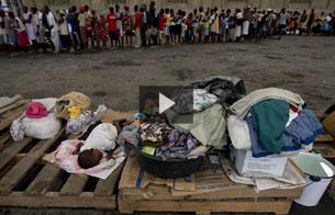 Ver v?deo  'Más de 800 muertos en Haití tras el paso de Gustav, Hanna y Ike'