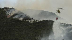 Ver vídeo  'Más de 900 hectáreas quemadas en Rasquera, Tarragona'