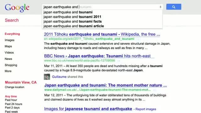 Ver vídeo  'Lo más buscado en Google en 2011'
