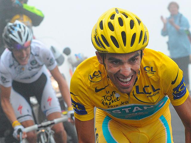 Contador, a un paso de su tercer Tour