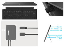 Más detalles de la Surface RT