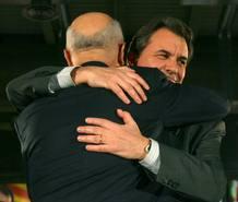 Mas y Duran participan en un mitín en Tarragona