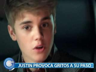 Ver vídeo  'Más Gente - Justin Bieber, el joven que provoca histeria'